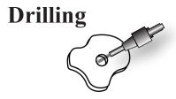 Microblasting For Drilling