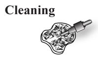 Microblasting For Cleaning